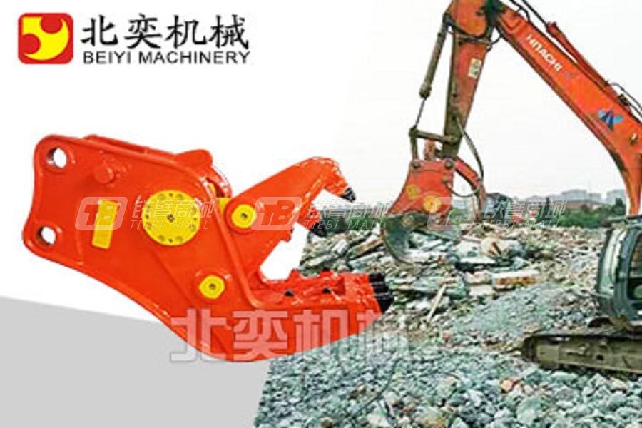 北奕机械BYM-120液压粉碎钳