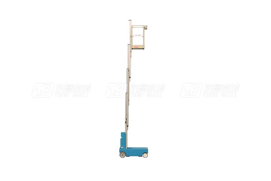 赛奇GTWZ6-1006自行走单桅柱高空作业平台