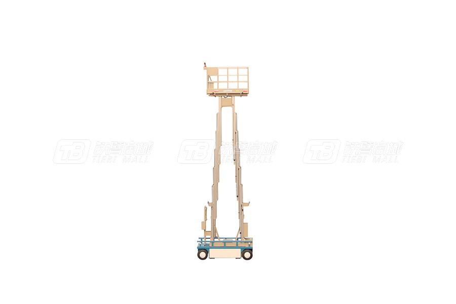赛奇GTWZ10-4010E自行走四桅柱升降工作平台