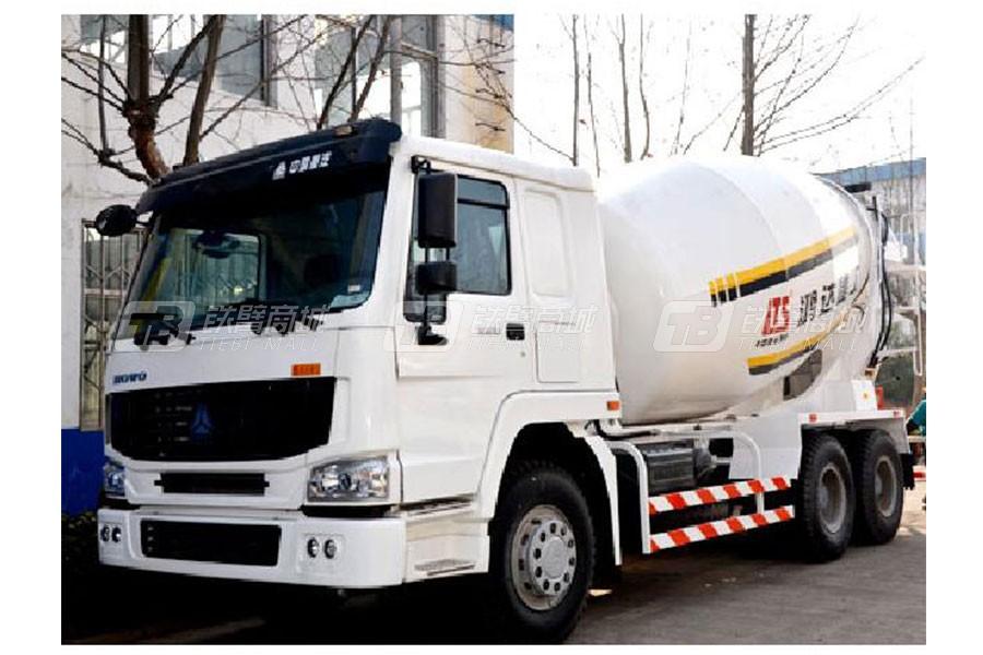 铁力士HDT5250GJB混凝土搅拌运输车