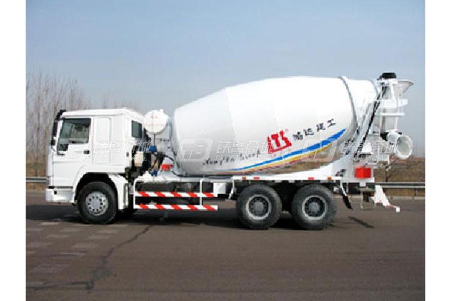 铁力士HDT5256GJB1混凝土搅拌运输车