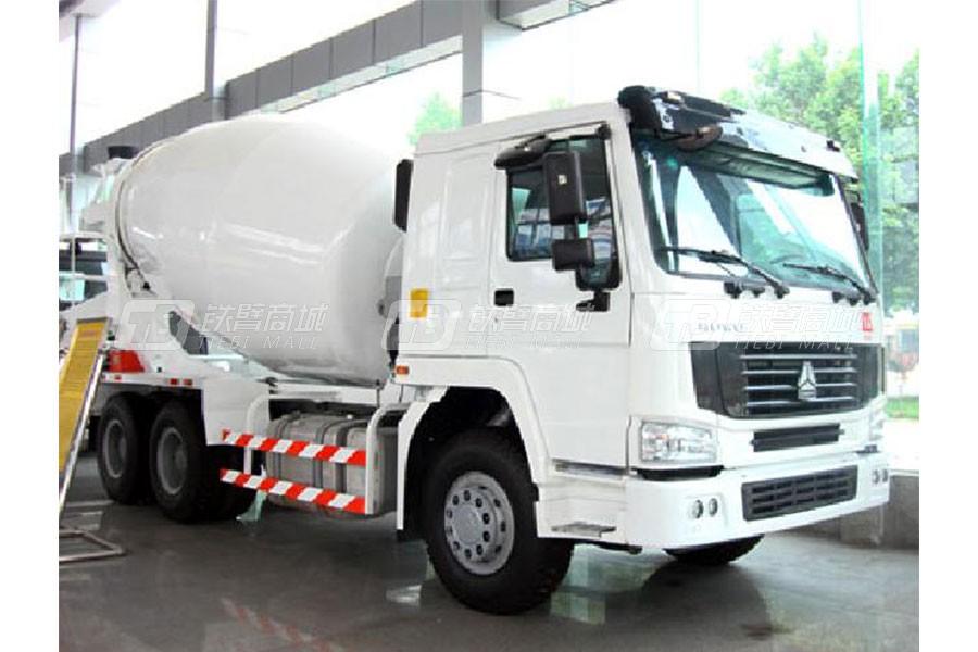 铁力士HDT5257GJB混凝土搅拌运输车