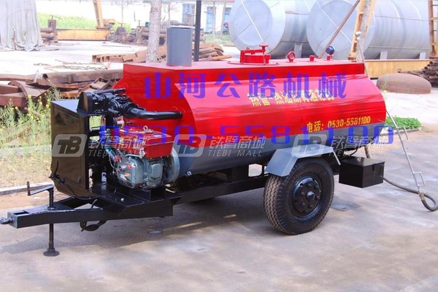 山菏JRT-1.0拖挂式沥青洒布(灌缝)机