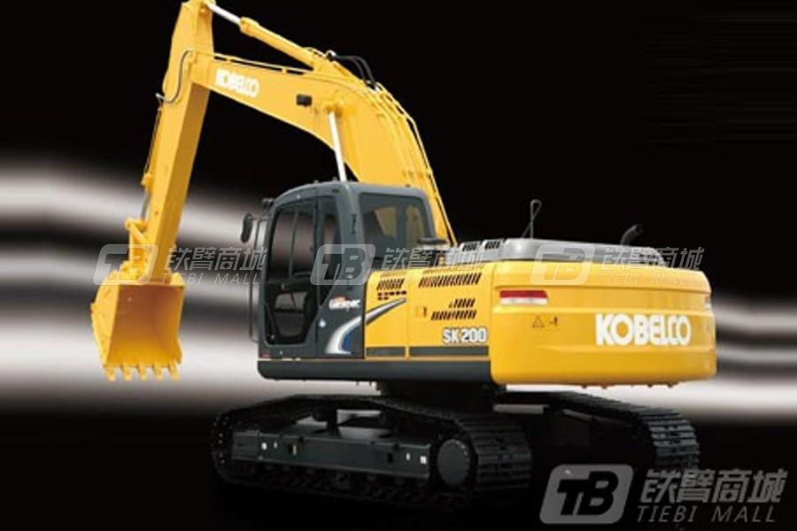 原装神钢SK210LC-8履带挖掘机