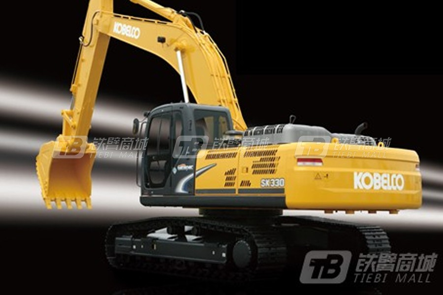 原装神钢SK330-8挖掘机