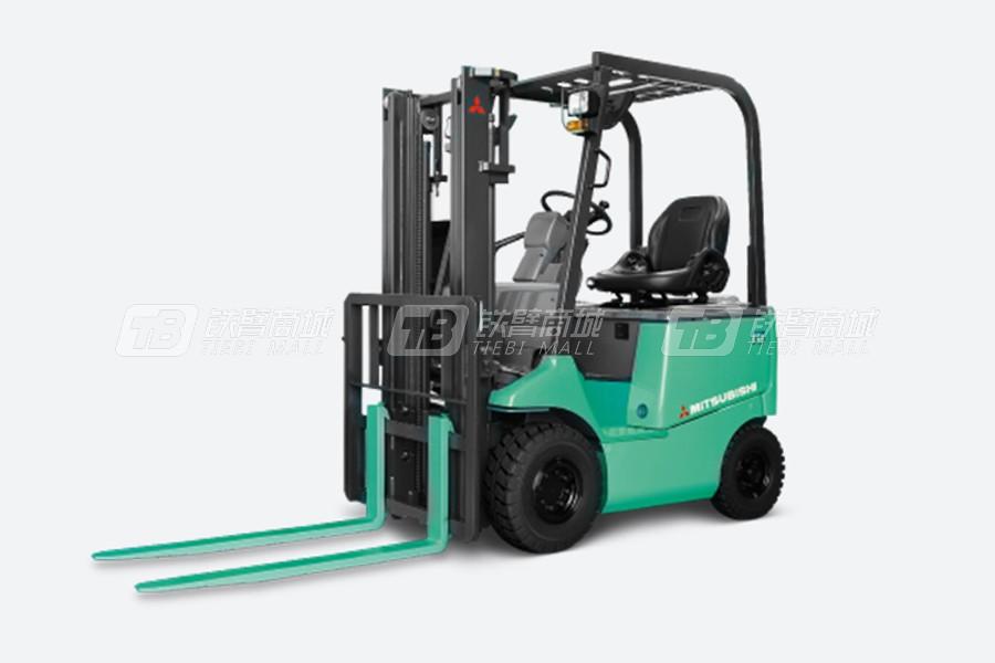 三菱FB10-30四轮电动平衡式叉车
