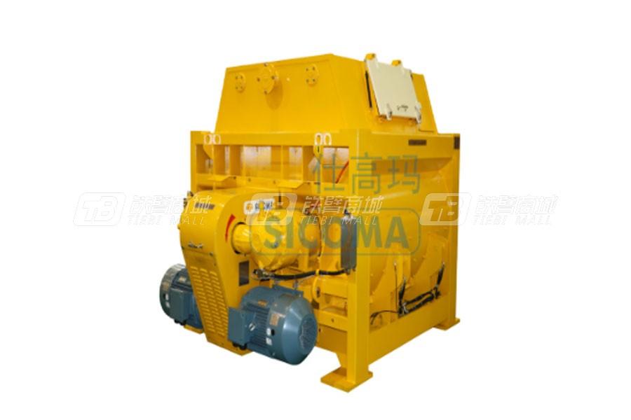 仕高玛MAO6750/4500双卧轴预制件搅拌机(PC)