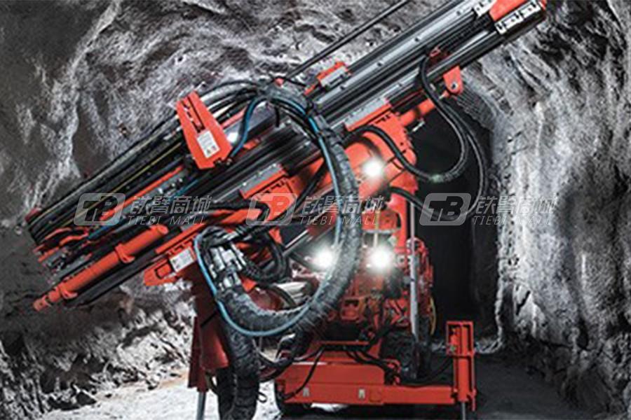 山特维克DD210掘进凿岩台车