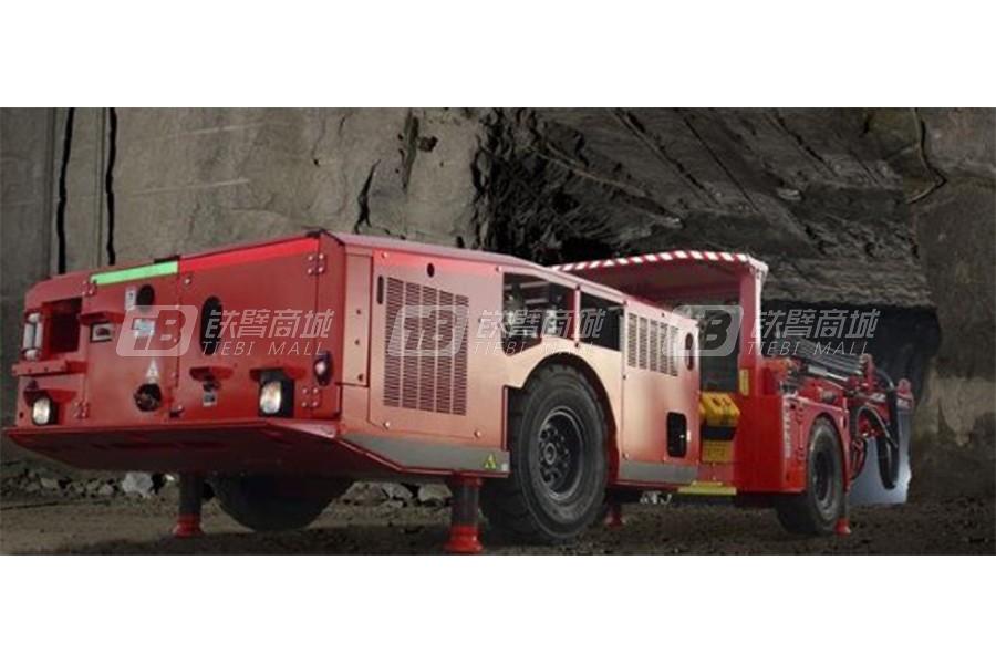 山特维克DD211L掘进凿岩台车