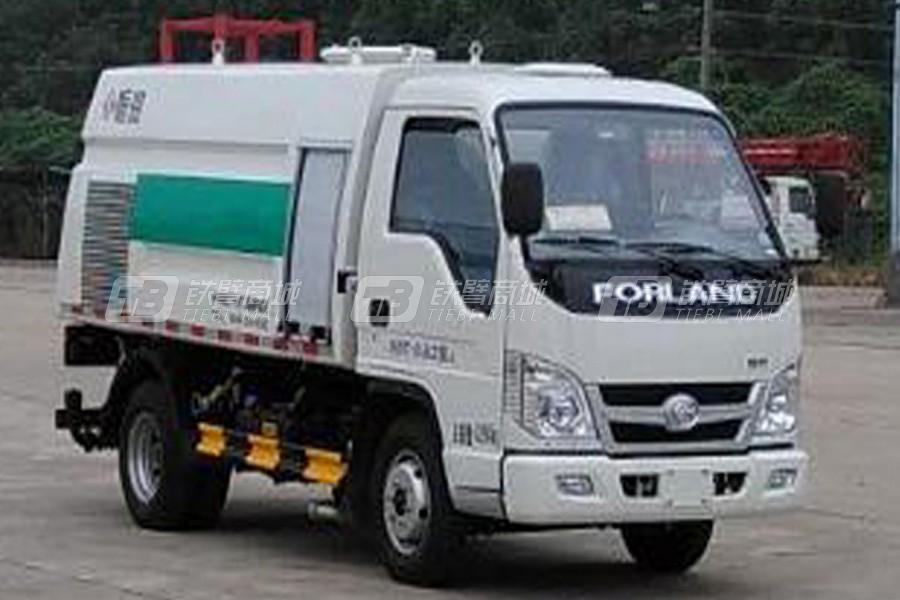 恒润高科HHR5040TXQ5FT清洗车