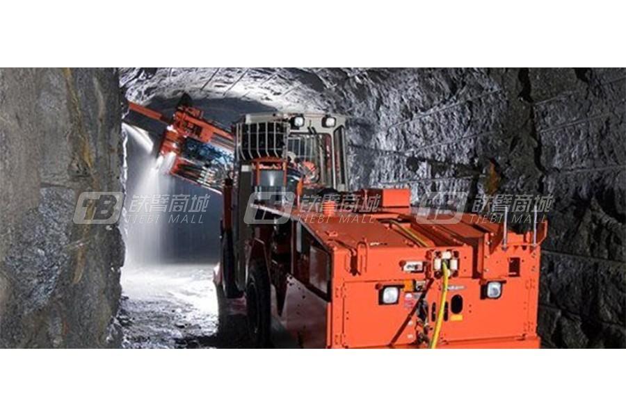 山特维克DL321深孔凿岩台车