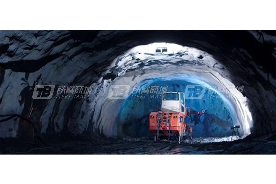 山特维克DT1231隧道掘进台车