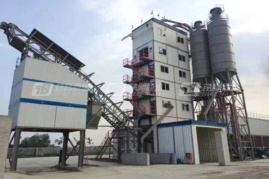 中交郴筑LB5000沥青混合料搅拌设备