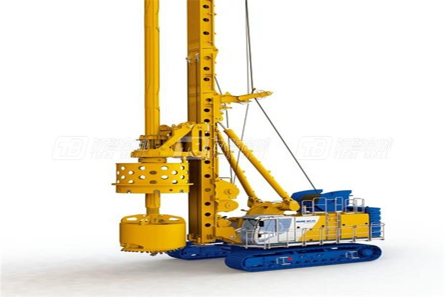 德国宝峨BG 45旋挖钻机
