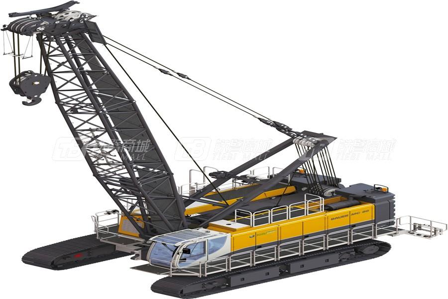 德国宝峨MC 86重载循环工程吊车