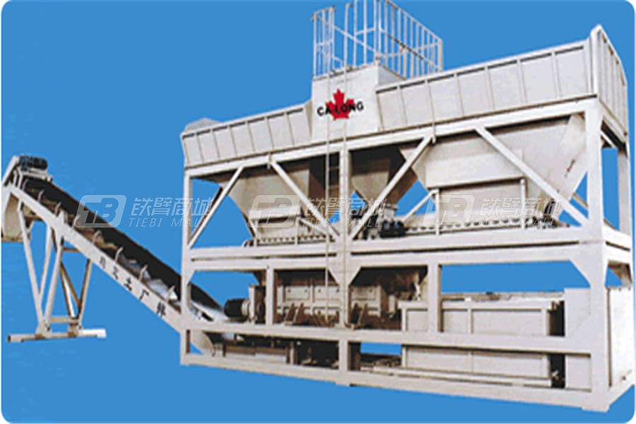 北京加隆CLW系列模块式稳定土厂拌设备