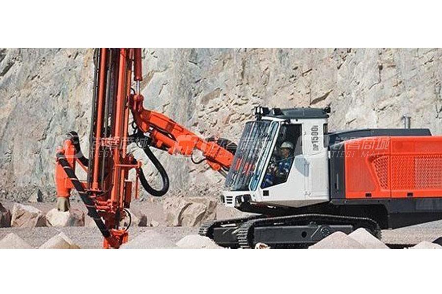 山特维克Pantera DP1500i露天顶锤钻机