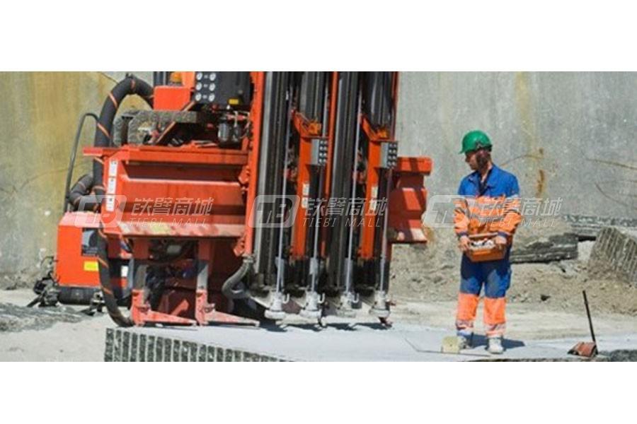 山特维克Trimmer DQ440R/ZR立体石料钻机