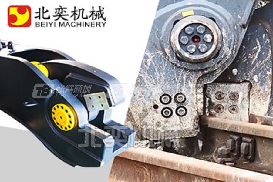 """北奕机械BY-DS250RT路轨剪-铁路钢轨的""""克星"""""""