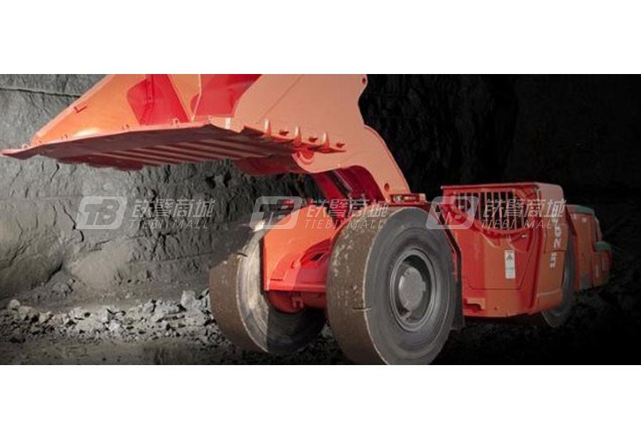 山特维克LH208L低矮型铲运机