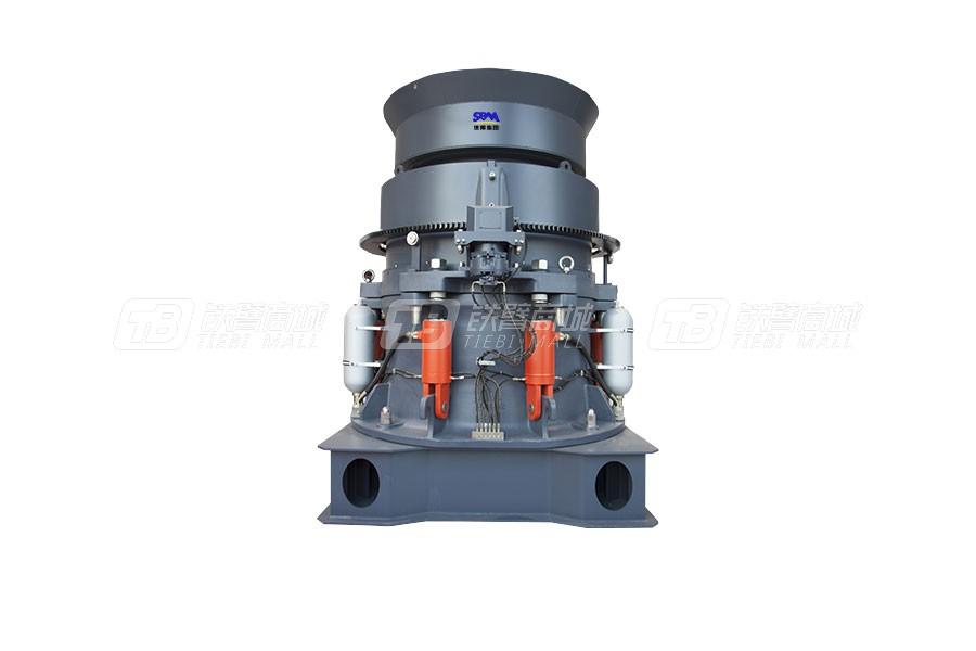 世邦HPT400多缸液压圆锥破碎机