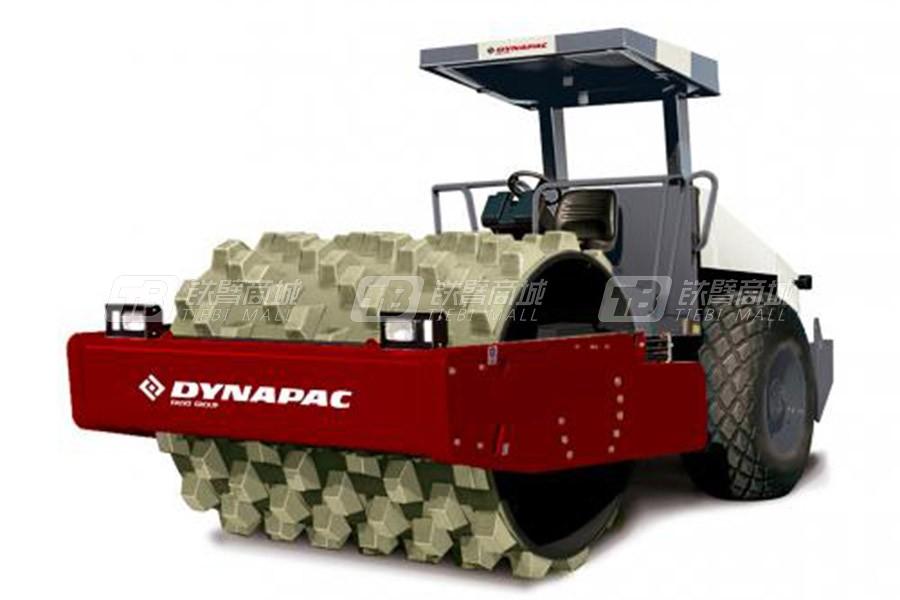 戴纳派克CA510PD单钢轮压路机