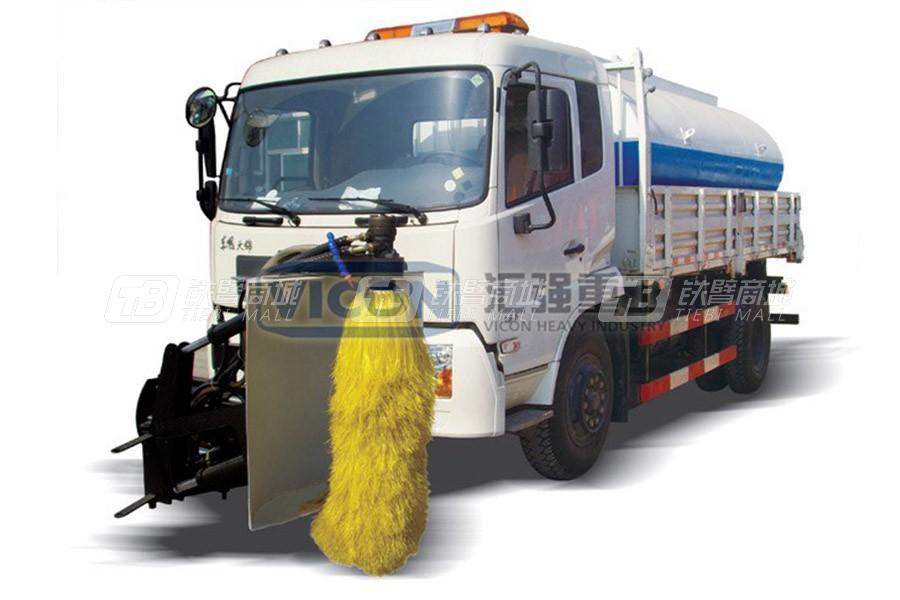 山东汇强HLQJ-0690护栏清洗车