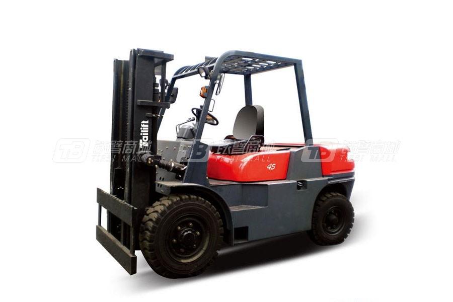 台励福FGX45大吨位台励福4.5吨平衡重叉车