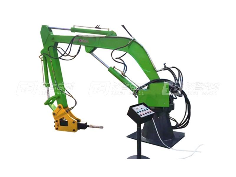 隆怡德PC680电控液压破碎机械臂