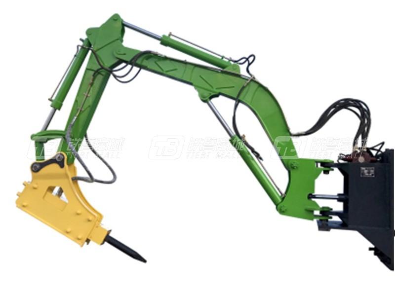 隆怡德PC850臂挂式矿用机械臂