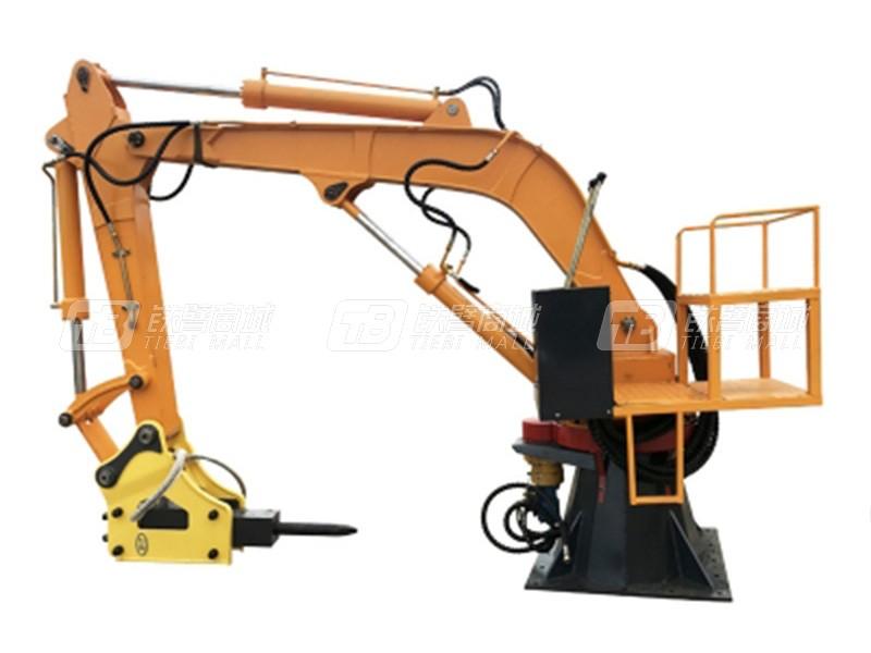 隆怡德铸造专用液压破碎机铸造专用液压破碎机