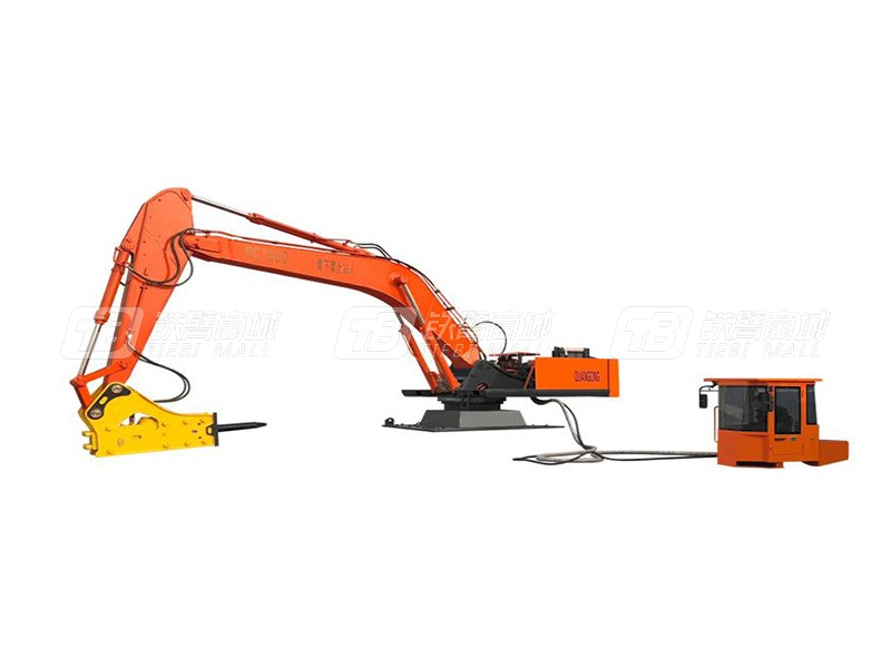 隆怡德大型固定式电动液压破碎锤大型固定式电动液压破