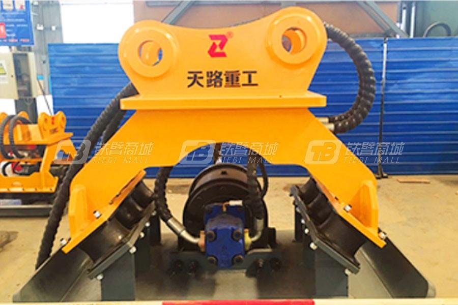 天路重工TRB400平板液压振动夯