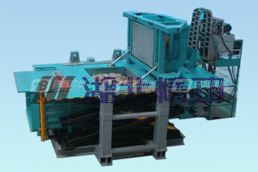 精功LCY-08T旋转式垃圾压缩站