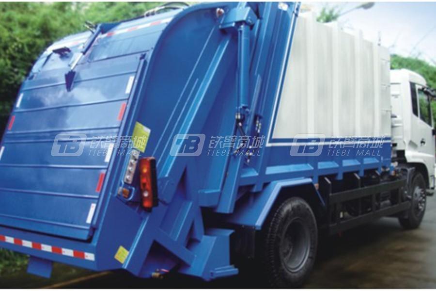 精功EQ1081TJ12D1压缩式垃圾车