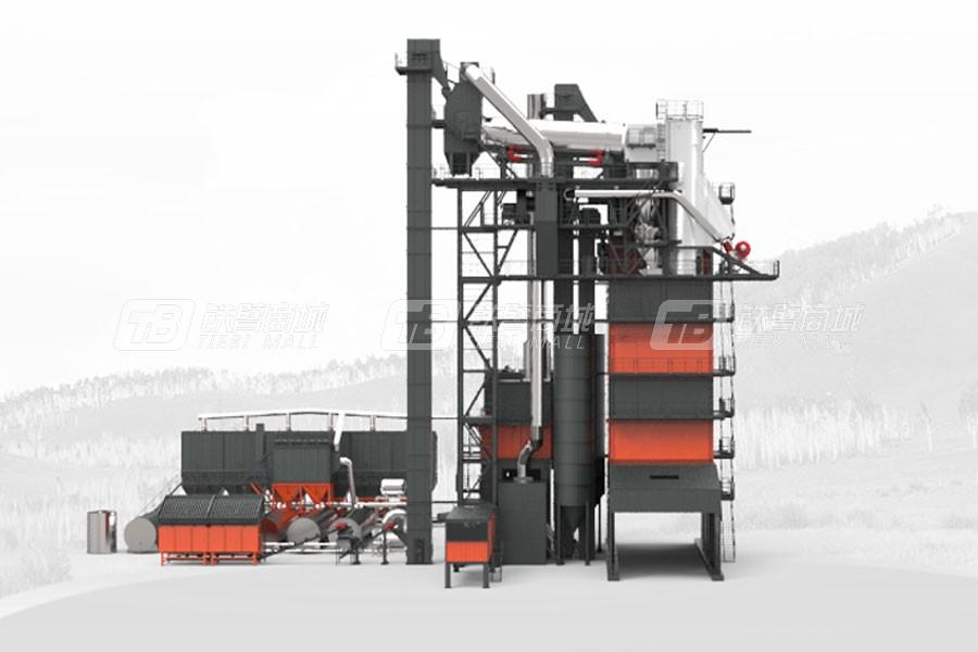 铁拓TSEC4030沥青厂拌热再生设备