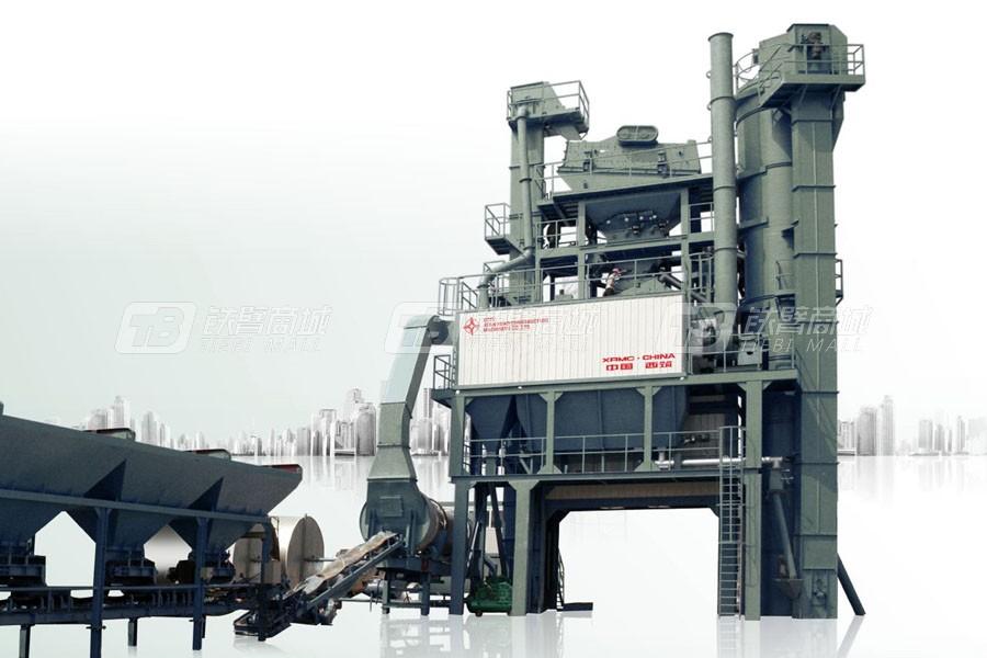 中交西筑JD2000沥青混合料搅拌设备