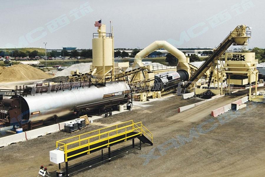 中交西筑ASTEC-XRMC沥青混合料搅拌设备