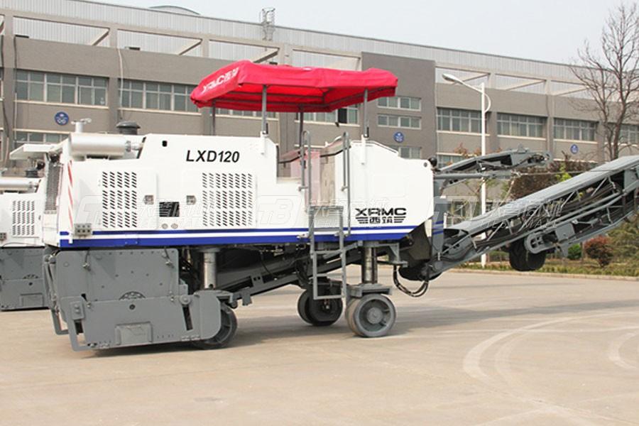 中交西筑LXD120铣刨机