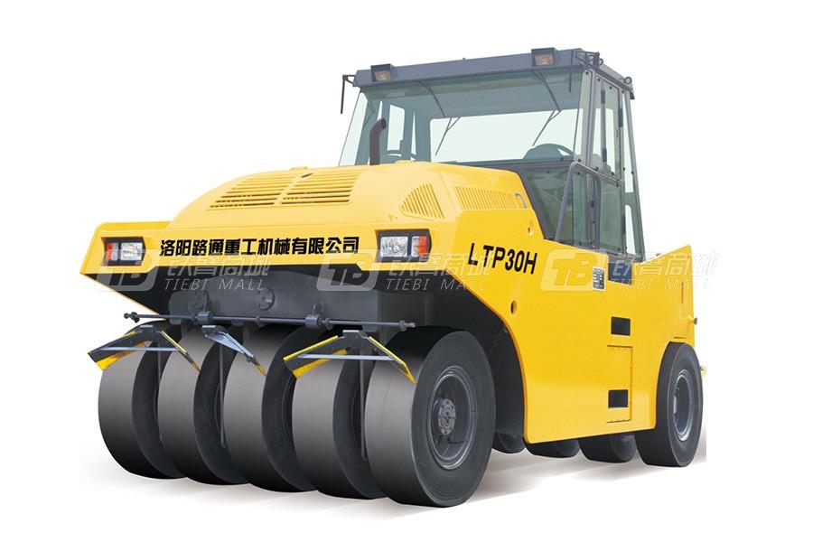 洛阳路通LTP30H轮胎压路机