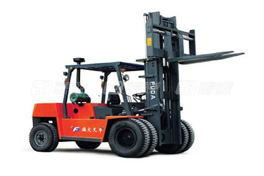 福大机械FDM 890内燃平衡重叉车