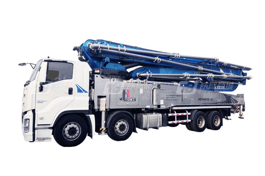 九合重工JHZ5425THB-56混凝土泵车