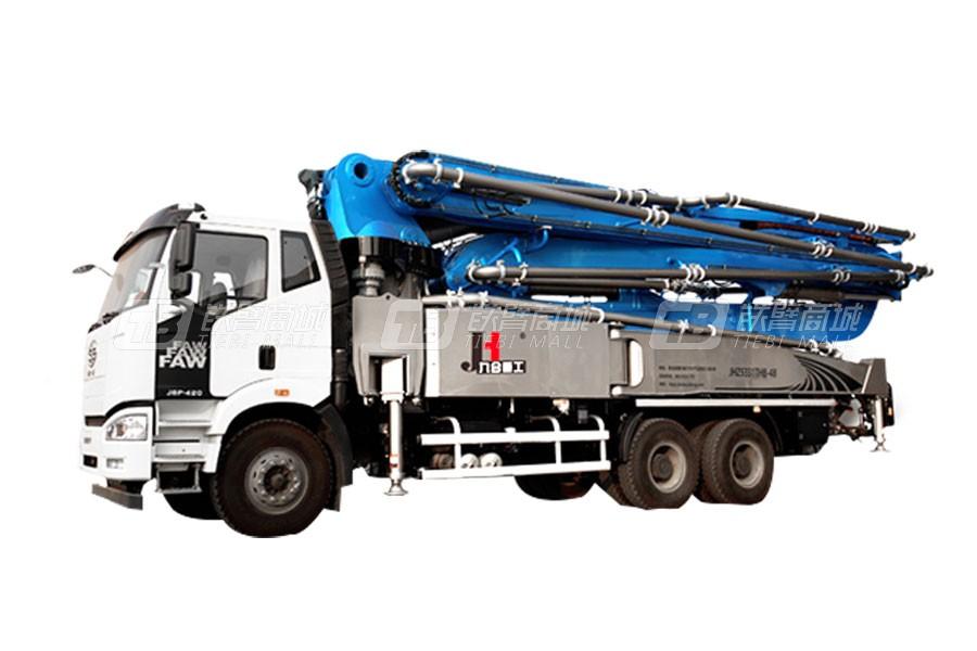 九合重工JHZ5340THB-48混凝土泵车