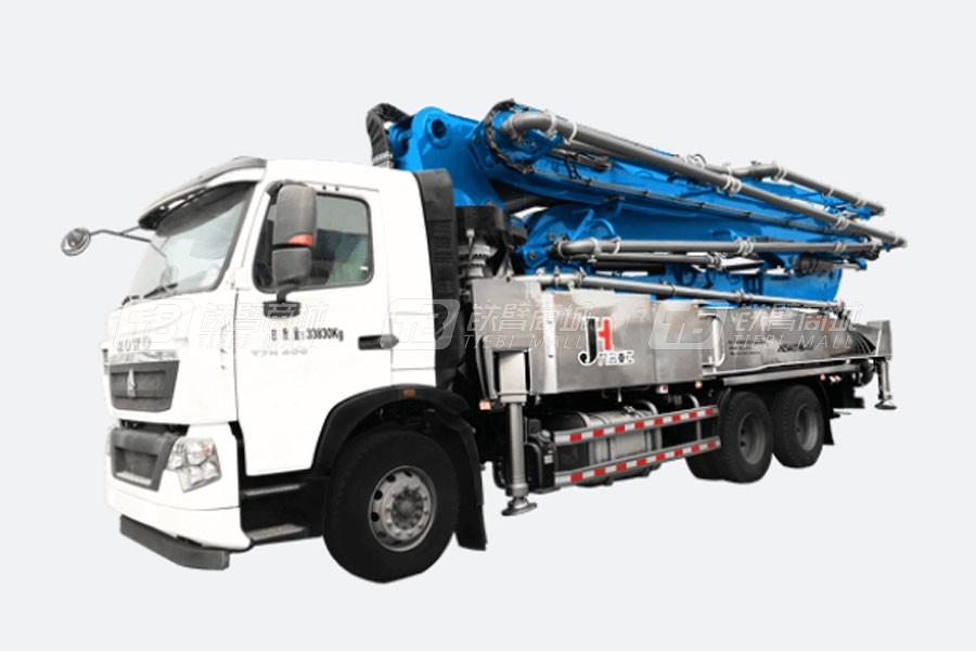 九合重工JHZ5331THB-42混凝土泵车