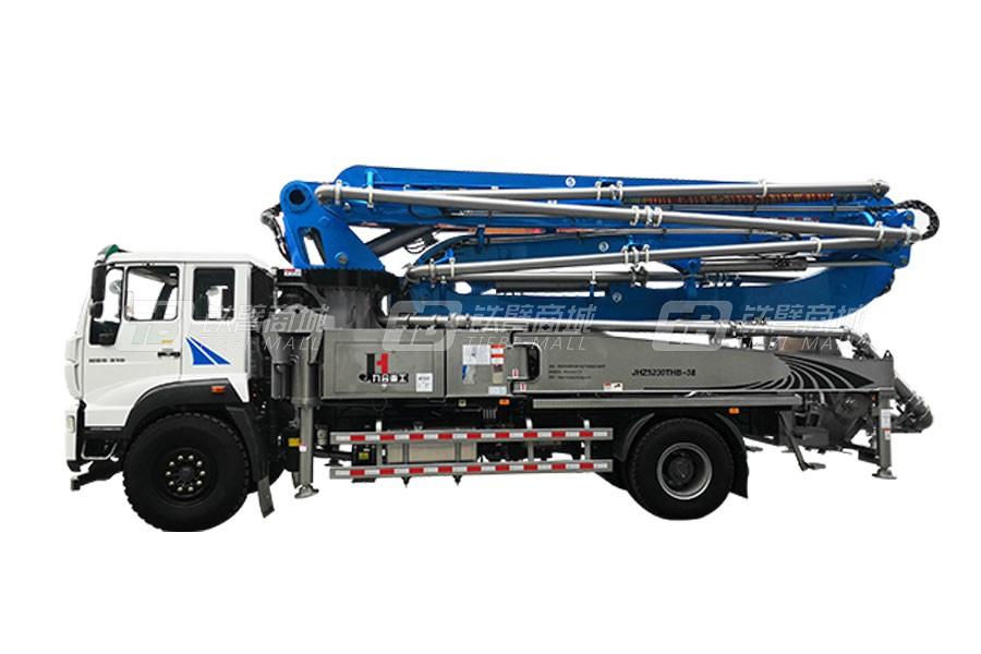 九合重工JHZ5264THB-38混凝土泵车
