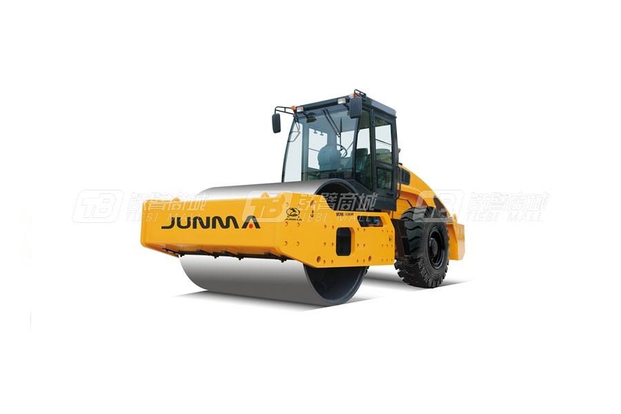 骏马JM626H单钢轮振动压路机