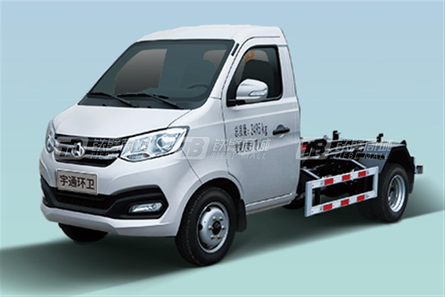 宇通环卫YTZ5030ZXXK0P6车厢可卸式垃圾车