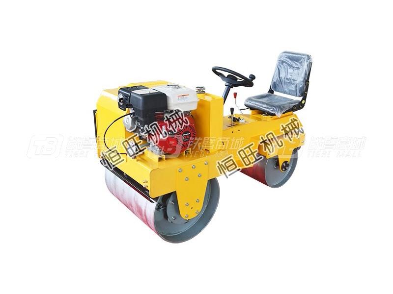 恒旺工矿HW-850小型座驾式压路机