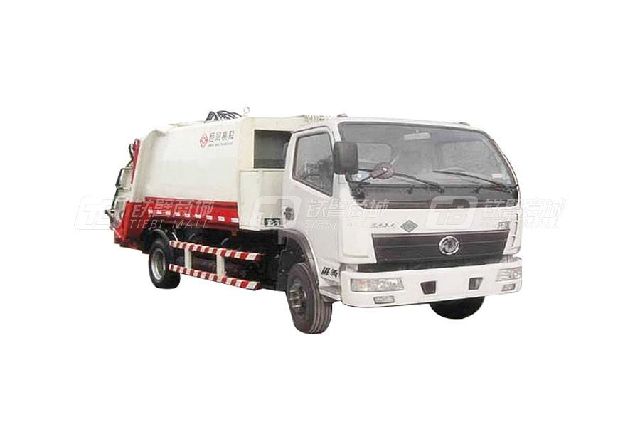 恒润高科HHR5070ZYSNG5EQ压缩式垃圾车