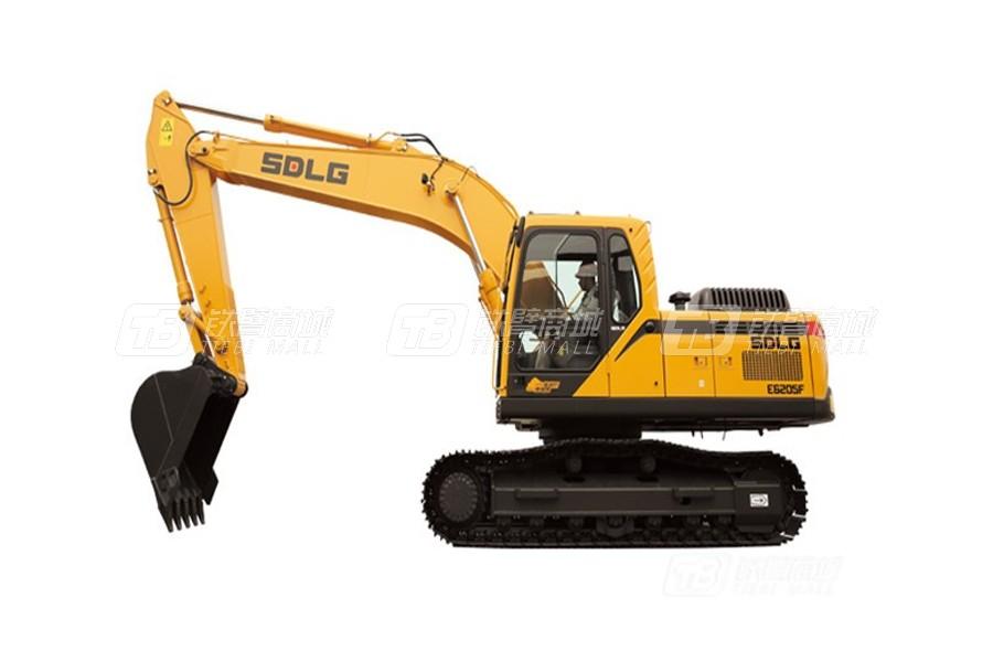 山东临工E6205F履带挖掘机